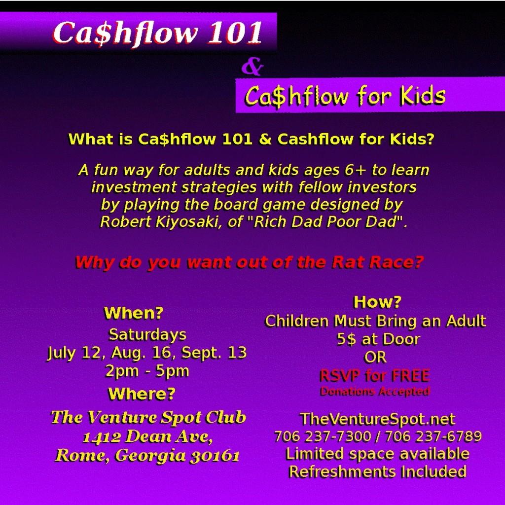 Cashflow Event Details