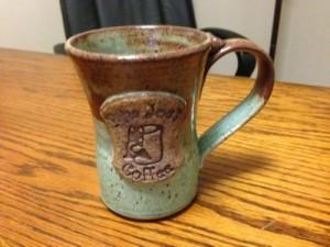 P.J.C's Coffee Mug